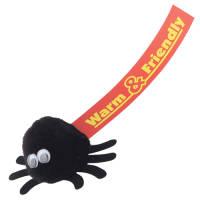 Spider Logobugs in Black