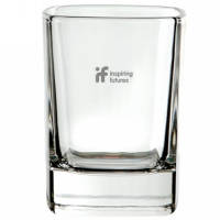 Promotional Crystal Square Tot Glasses for Bar Gifts