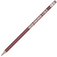 Promotional Standard Pencil with Eraser for schools