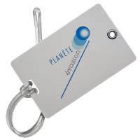Swivel Credit Card Luggage Tags