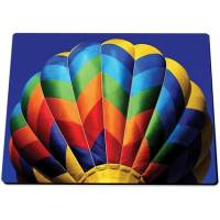Printed rectangular mouse mat with your design in full colour from Total Merchandise
