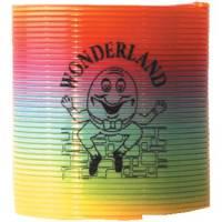 Promotional Rainbow Spring with custom branding