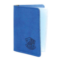 Promotional Velbond Leather Credit Card Cases for Business Gifts