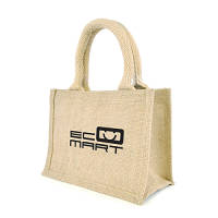 Promotional Walton Mini Jute Bags for Business Merchandise