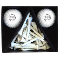 Branded Golf Balls  & Printed Golf Tees