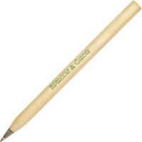 Promotional Wooden Jumbostick Ballpens for Campaign Gifts