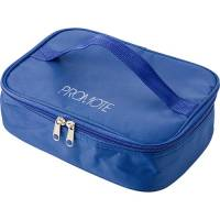 Promotional Zippered Lunch Box Cooler Bags for Schools & Office Workers