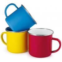 Any Colour Enamel Mugs for Company Gifts