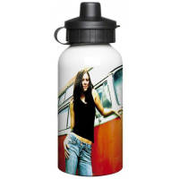 Personalised Aluminium Sports Bottles for Company Merchandise