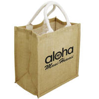 Biodegradable Jute Multipurpose Shopper Bag in Natural
