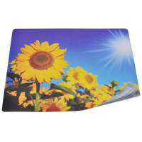 Brite Mat Lite Mouse Mat in White