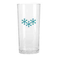 Promotional 12oz Hi Ball Reusable Plastic Cups for Events