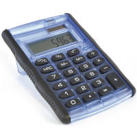 Promotional Flip Calculators for Office Merchandise