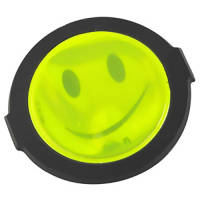 Hi Vis Bicycle Spoke Reflectors in Yellow