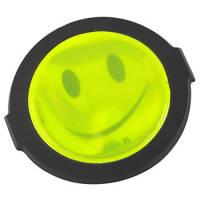 Hi Vis Bicycle Spoke Reflectors in Yellow