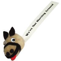 Horse Logobug
