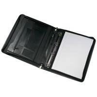 Malvern A4 Zipped Ringbinder Folders