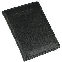 RFID Melbourne Leather Passport Holder