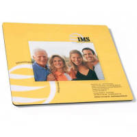 Personalised Photo Mouse Mat with Company Designs