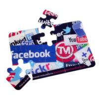 Promotional PlexiMag Magnetic Puzzles for Event Giveaways