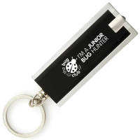 Promotional Portland Torch Keyring for merchandise giveaways