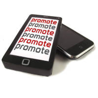 Promotional Stress Smart Phone for Campaign Handouts
