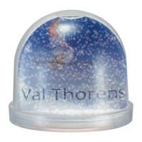 Our promotional snow domes are perfect for keeping your branding on display all winter long!
