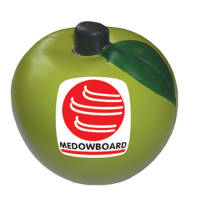 Promotional Stress Apples are ideal for healthy eating campaigns