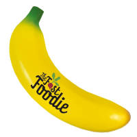 Promotional Stress Banana is a fun and unique giveaway idea