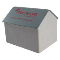 Branded Stress House for Company Merchandise