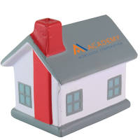 Promotional Stress House with Chimney is great for offices