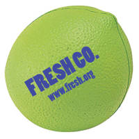 Promotional Stress Lime for Marketing Handouts