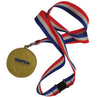 Promotional Stress Medal for Event Merchandise