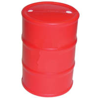 Printed Stress Oil Drum for Business Giveaways