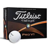 Promotional Titleist Pro V1 Golf Balls for business gifts