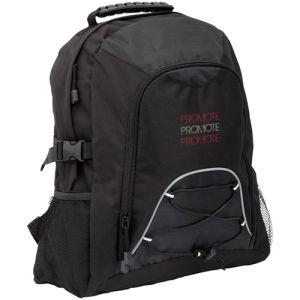 Hadlow Rucksack in Black