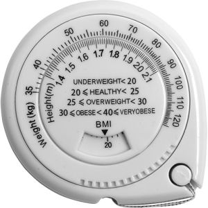 Custom Printed BMI Measuring Tapes for Company Giveaways