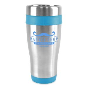Logo printed thermal mugs for promoting on the move