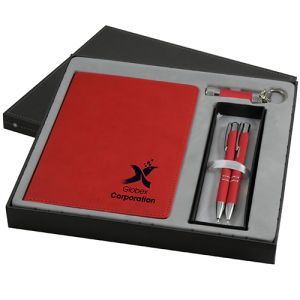 Personalised Notebook Sets for Campaign Resale