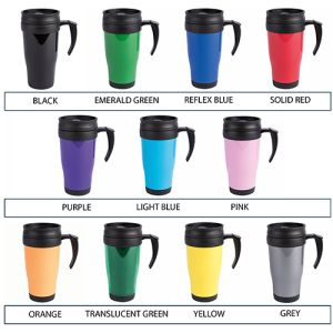 Corporate Branded Insulated Mugs for Promotional Campaigns