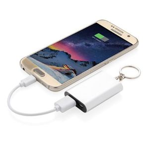 1000mAh Phone Charger Keyrings