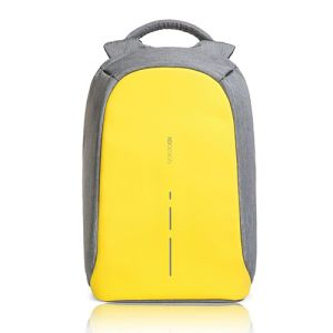 Compact Safe Pocket Backpacks in Yellow