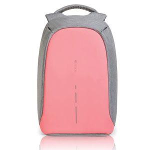 Compact Safe Pocket Backpacks in Pink