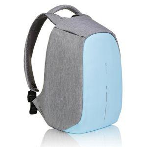 Compact Safe Pocket Backpacks in Light Blue