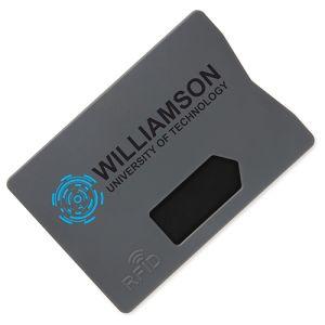 RFID Anti Skimming Cardholders in Grey