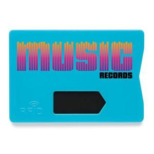 RFID Anti Skimming Cardholders in Blue