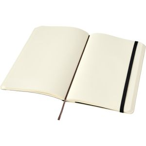 Large Moleskine Soft Cover Plain Notebook