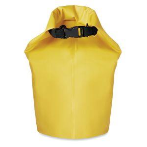 10L PVC Waterproof Bags in Yellow