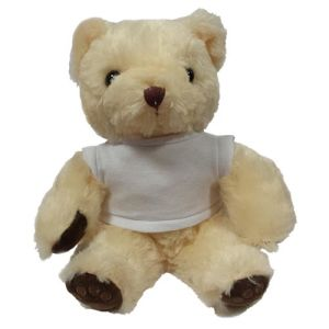 Promotional 10 Inch Chester Bear with T Shirt merchandise ideas