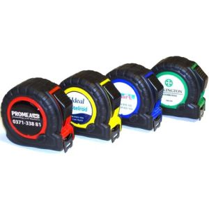 Promotional tape measure for business gifts